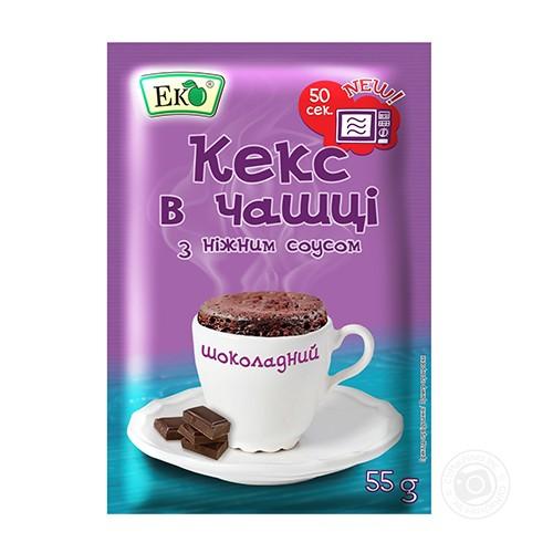 Кекс в чашке Шоколад 55г
