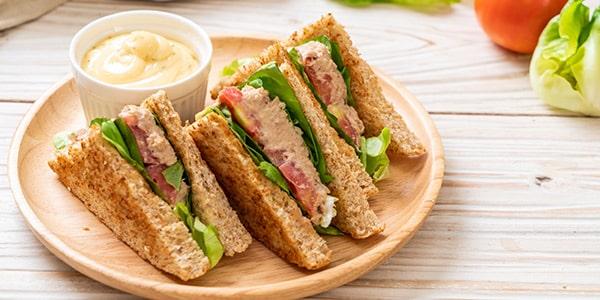 Семь вариантов аппетитных сендвичей