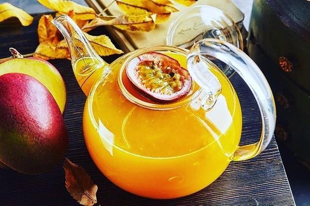 Фруктово – ягодный чай