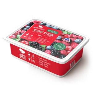 Лесная ягода перетертая с сахаром 350г