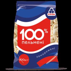 Пельмени 100% 800г