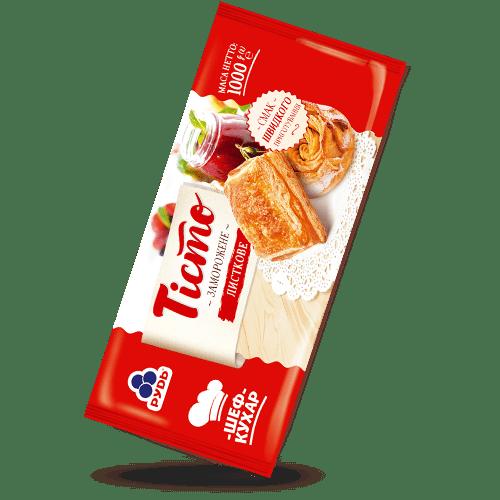 Тесто слоеное 1кг