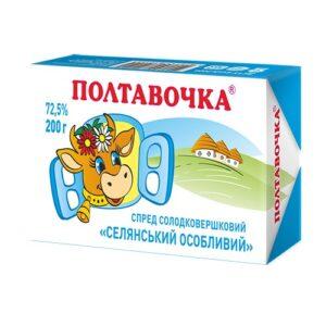 Спред Полтавский 82.5% Чутянка 200г