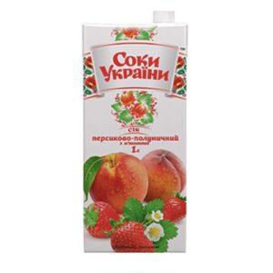 Нектар виноградно-яблочный 1л