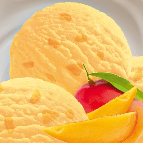 Мороженое сорбет Манго ТМ Рудь 2700г