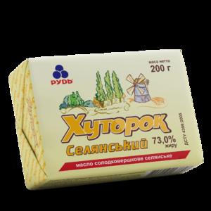 Масло Вологодское 82,5% 200г