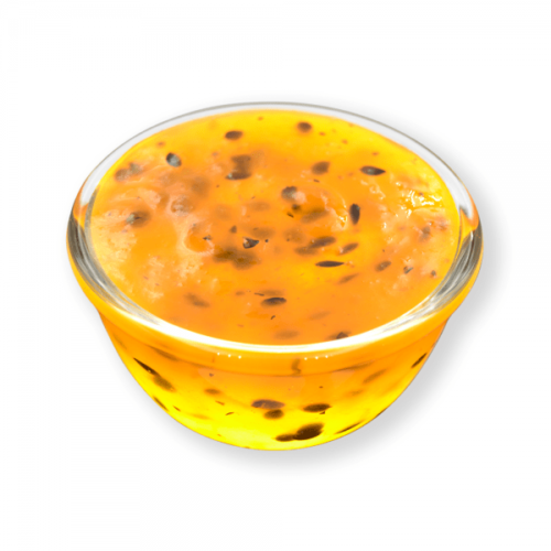 Пюре Манго-Маракуя с зернышками ТМ Lemo 1кг