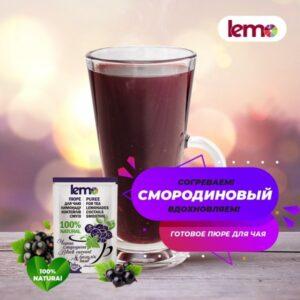 Чай Смородина-базилик 40г