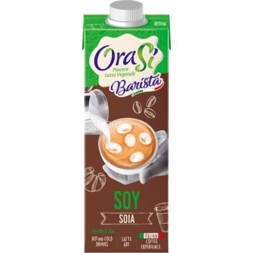 Соевый напиток Бариста ТМ OraSi 1л