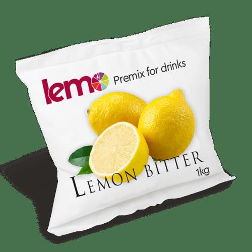 Пюре Лимон-Биттер ТМ Lemo 1кг