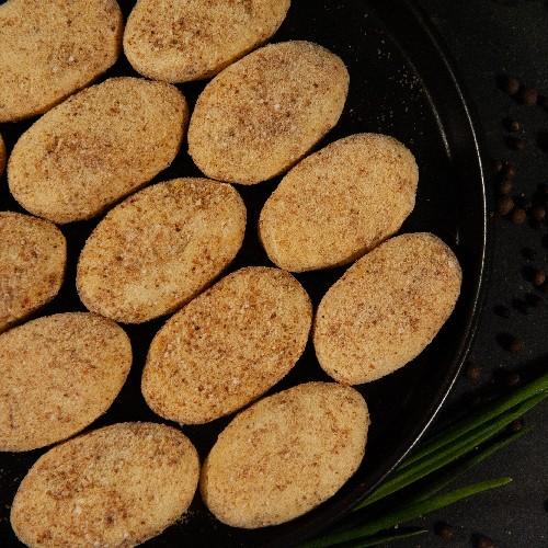 Зразы картофельные с овощами ТМ Полюс Изобилия 1кг