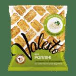 Мини-Роллини с творогом и зеленью ТМ Valesto 800 г