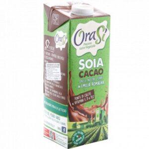 Соевый напиток с какао ТМ OraSi 1л
