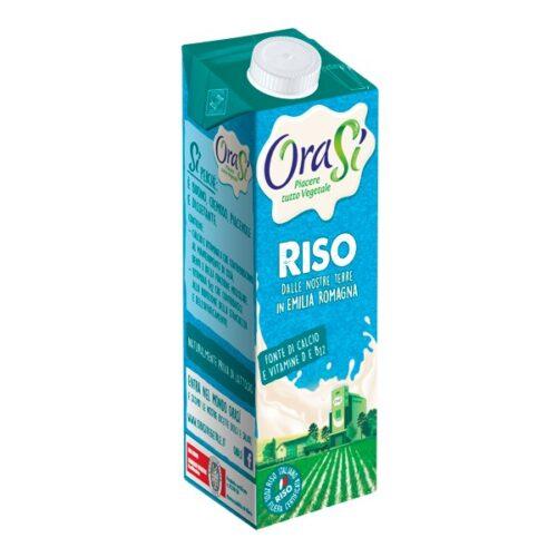 Рисовое растительный напиток OraSi 1л