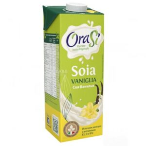 Соевый напиток с ванилью OraSi 1л