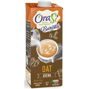 Овсяный напиток Бариста OraSi 1л