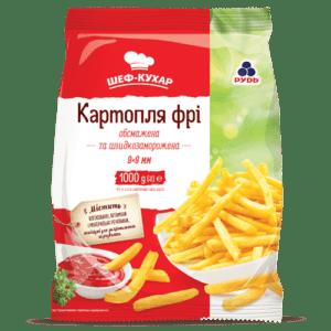 Картошка Фри 1 кг ТМ Рудь