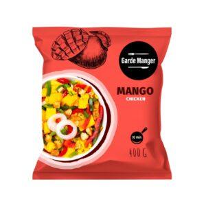 Шпинат в сливочном соусе Garde Manger 400г