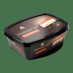 Мороженое IMPERIUM  Красный бархат ТМ Рудь 500г