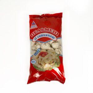 """Вареники с картошкой, луком и шкварками 500г """"ТМ Полюс Изобилия"""""""