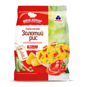 """Смесь Золотой рис ТМ """"Рудь"""" 400г"""