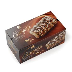 Мороженое десерт «ИМПРЕЗА» ТРИ ШОКОЛАДА ТМ Рудь 500 г