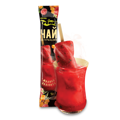 Витаминный чай малина-облепиха ТМ Рудь 50г