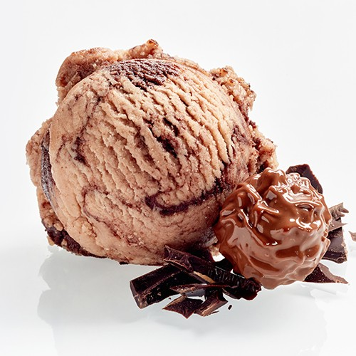 Мороженое пломбир «Бельгийский шоколад» ТМ Рудь 1650г
