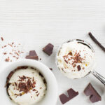 Мороженое пломбир «Страчателла» ТМ Рудь 1650г