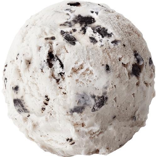 """Мороженое в вафельном стакане """"Пломбир с печеньем"""" ТМ Найси 80г"""