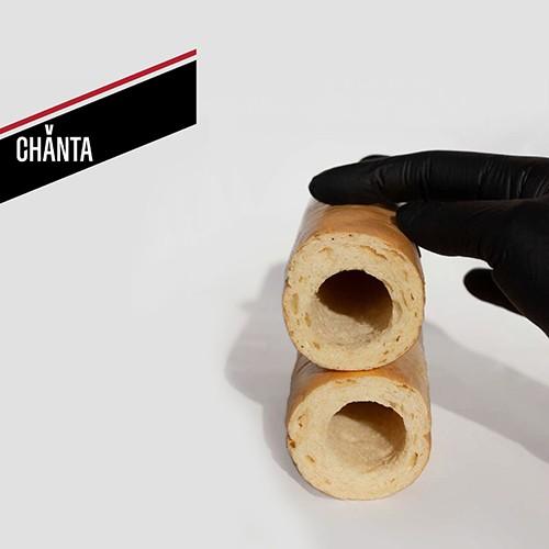 Булочка с отверстием для хот-дога ЧАНТА МАУНТ 60г (40шт)