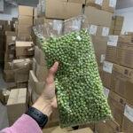 Горошек зеленый 500г