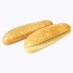 Булочка с разрезом для хот-дога ТМ Хлебпром 60г (45шт)
