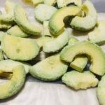 Авокадо кусочками сорт Хаас (Перу) 2.5кг