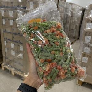 Смесь овощи для омлета 500г